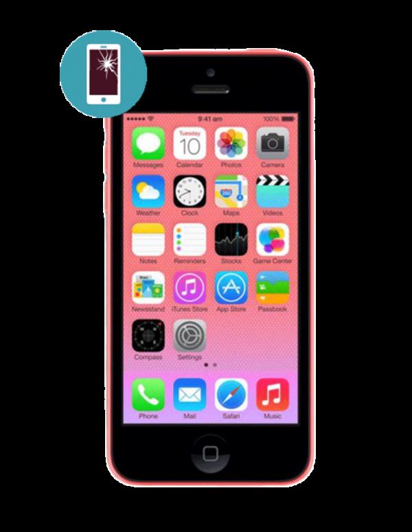 Замена экрана iPhone 5C