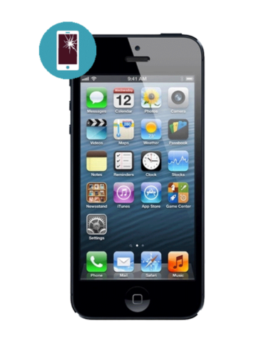 Замена экрана iPhone 5