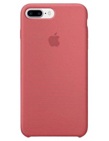 Чехол iPhone 8/7 Plus Silicone Case Camellia (Оригинал)