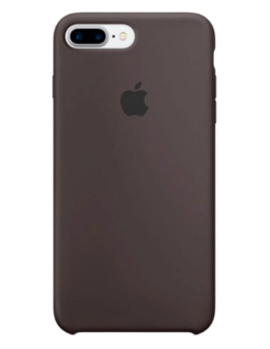 Чехол iPhone 8/7 Plus Silicone Case Cocoa (Оригинал)