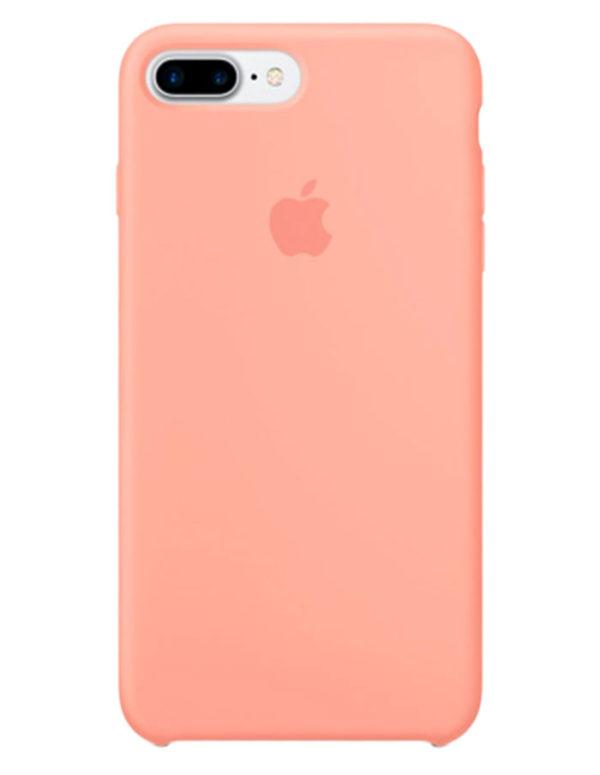 Чехол iPhone 8/7 Plus Silicone Case Flamingo (Оригинал)