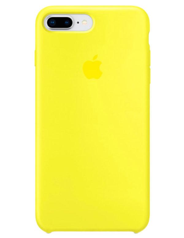 Чехол iPhone 8/7 Plus Silicone Case Flash (Оригинал)