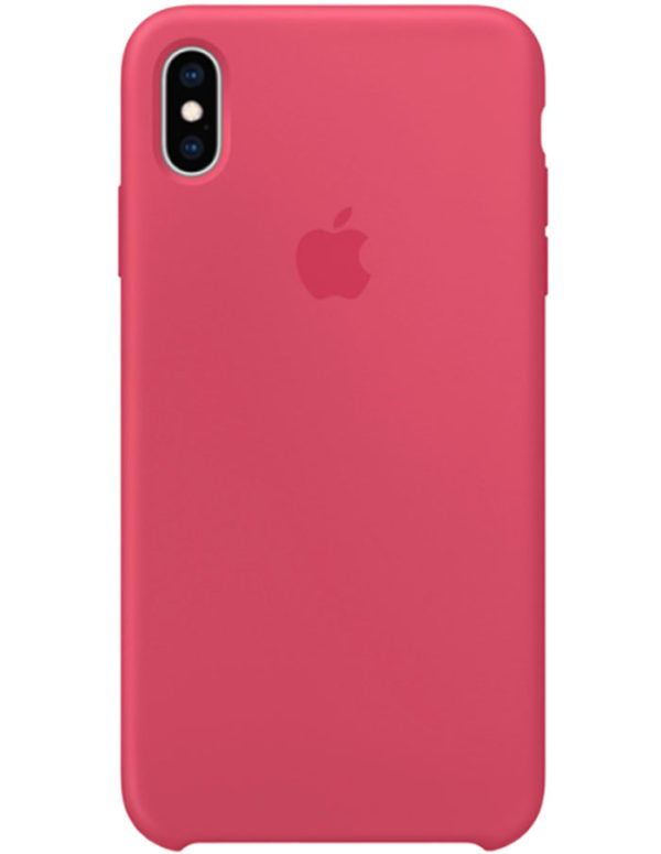 Чехол iPhone XR Silicone Case Hibiscus (Оригинал)