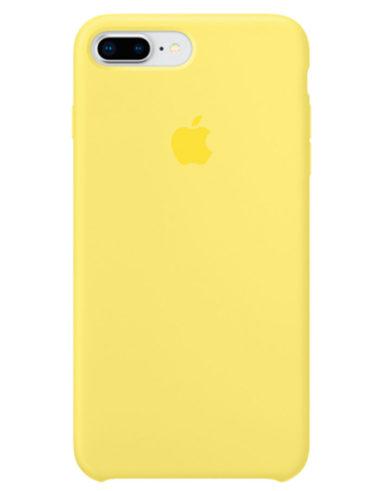 Чехол iPhone 8/7 Plus Silicone Case Lemonade (Оригинал)