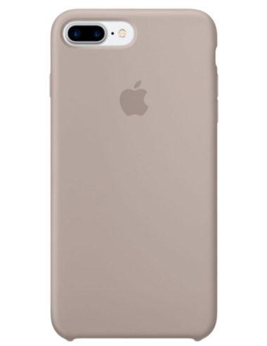Чехол iPhone 8/7 Plus Silicone Case Pebble (Оригинал)