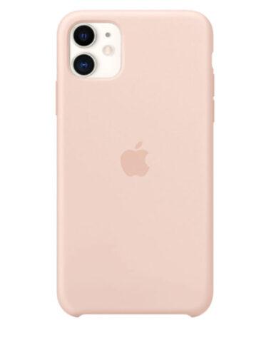 Чехлы iPhone 11Силикон (Ориг)