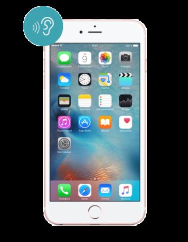 Замена сетки динамика iPhone 6S